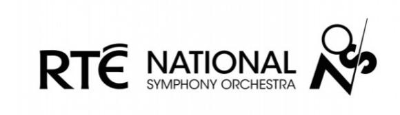 RTE National Symphony Orchestra Logo